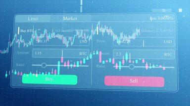 仮想通貨取引とチャート